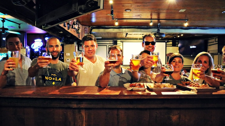 The original craft beer brewery tour. Taste up to 16 different local craft beers. Tours provided by Unlock Las Vegas.