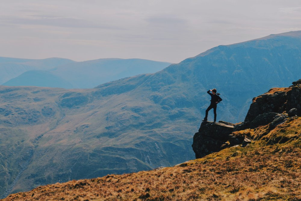 STRIDING EDGE STRIKE -
