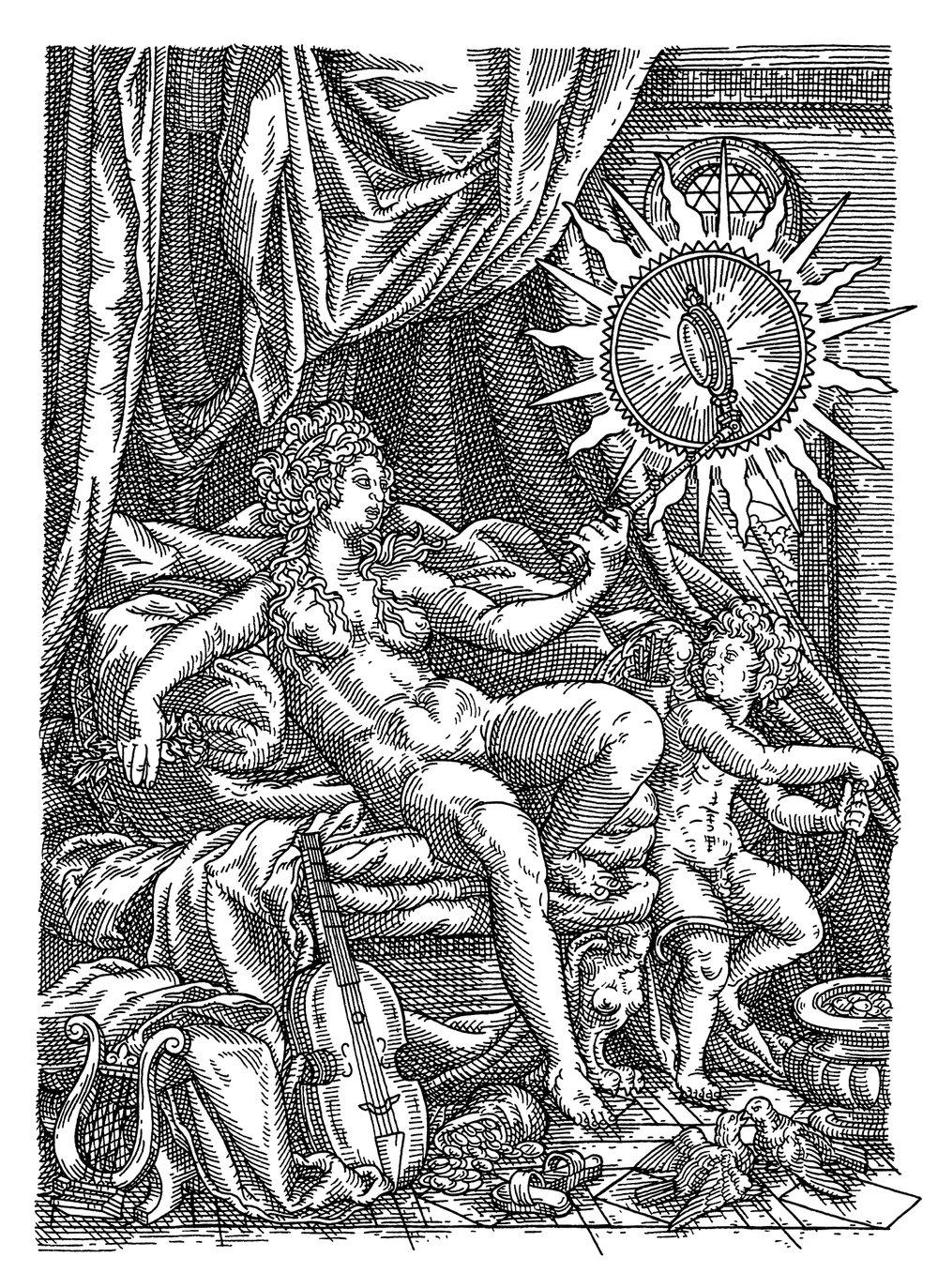 Venus et L'amour