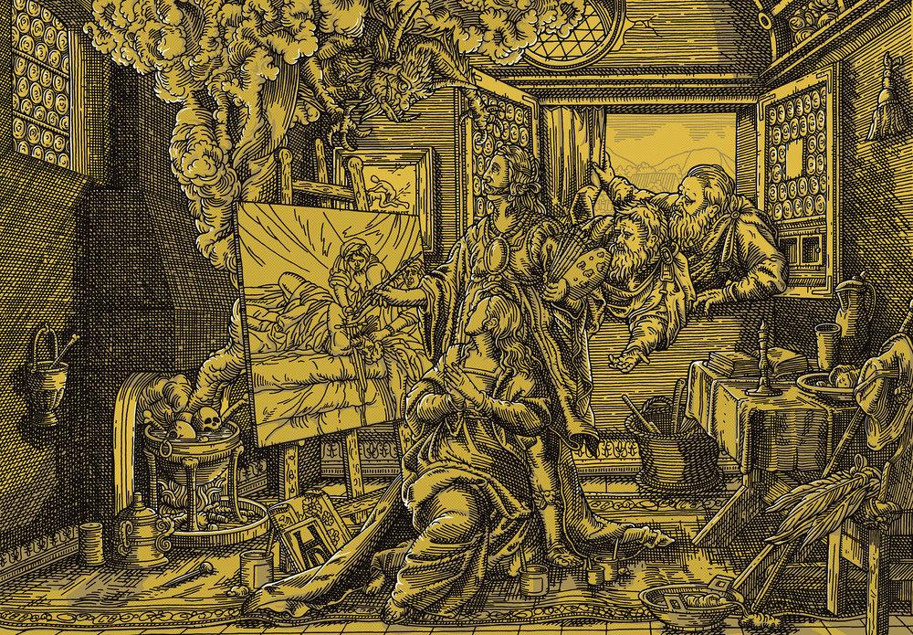 The Rape of Artemesia