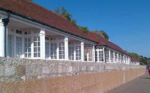 Beach Huts & Chalets -