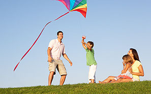 Kite Flying -