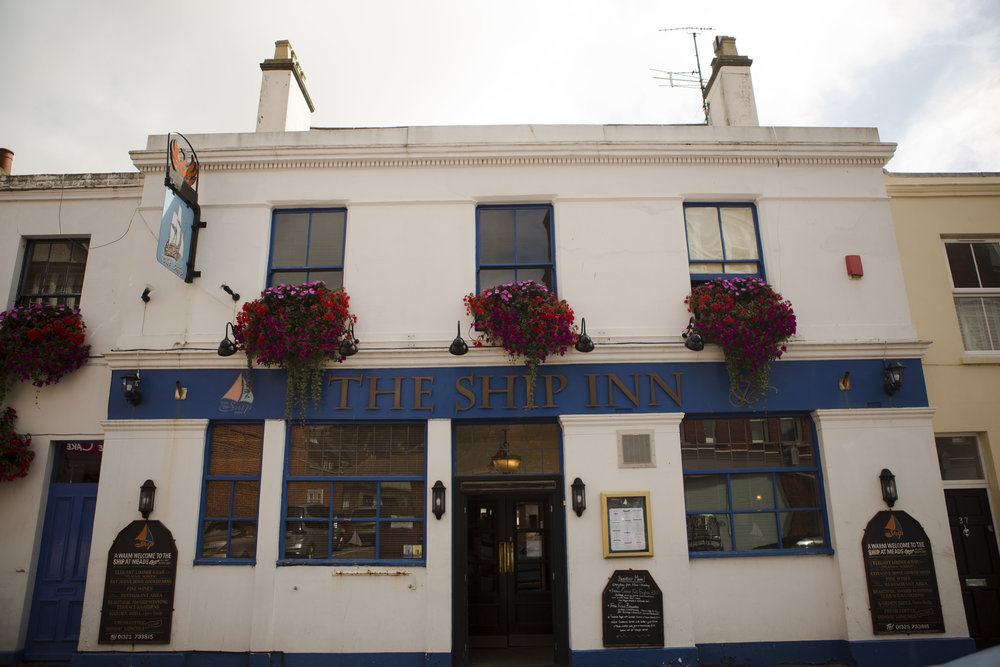 the ship inn Meads Village Eastbourne