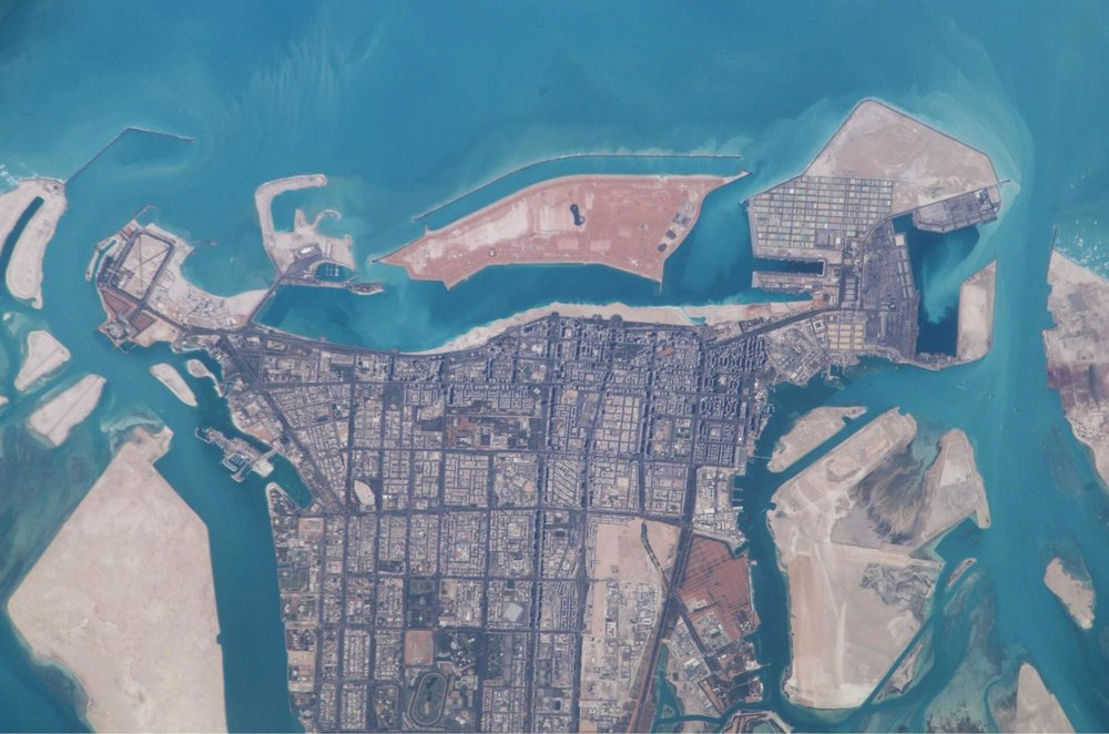 Remote sensing 30 years of development and vegetation change in Abu Dhabi -