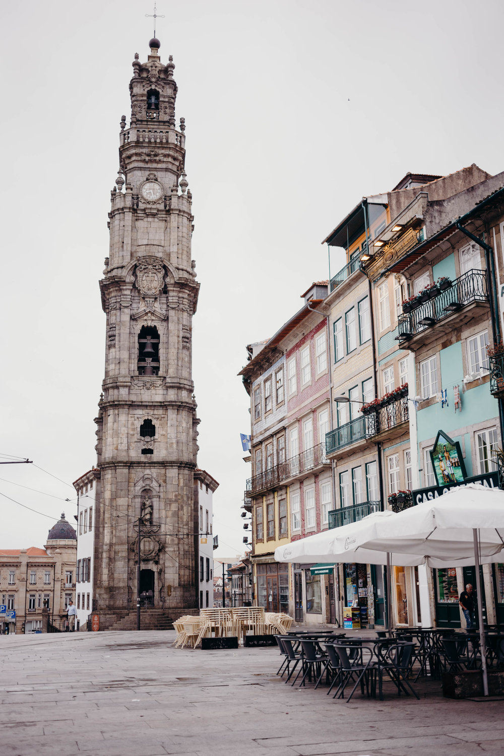 Our Portugal Travel Diary: Lisbon, Porto, and More | On the Street Where We Live (aretherelilactrees.com)  Clerigos Church, Clerigos Tower