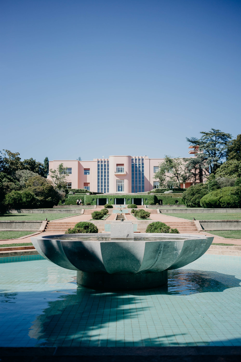 Our Portugal Travel Diary: Lisbon, Porto, and More | On the Street Where We Live (aretherelilactrees.com)  Serralves, Casa de Serralves