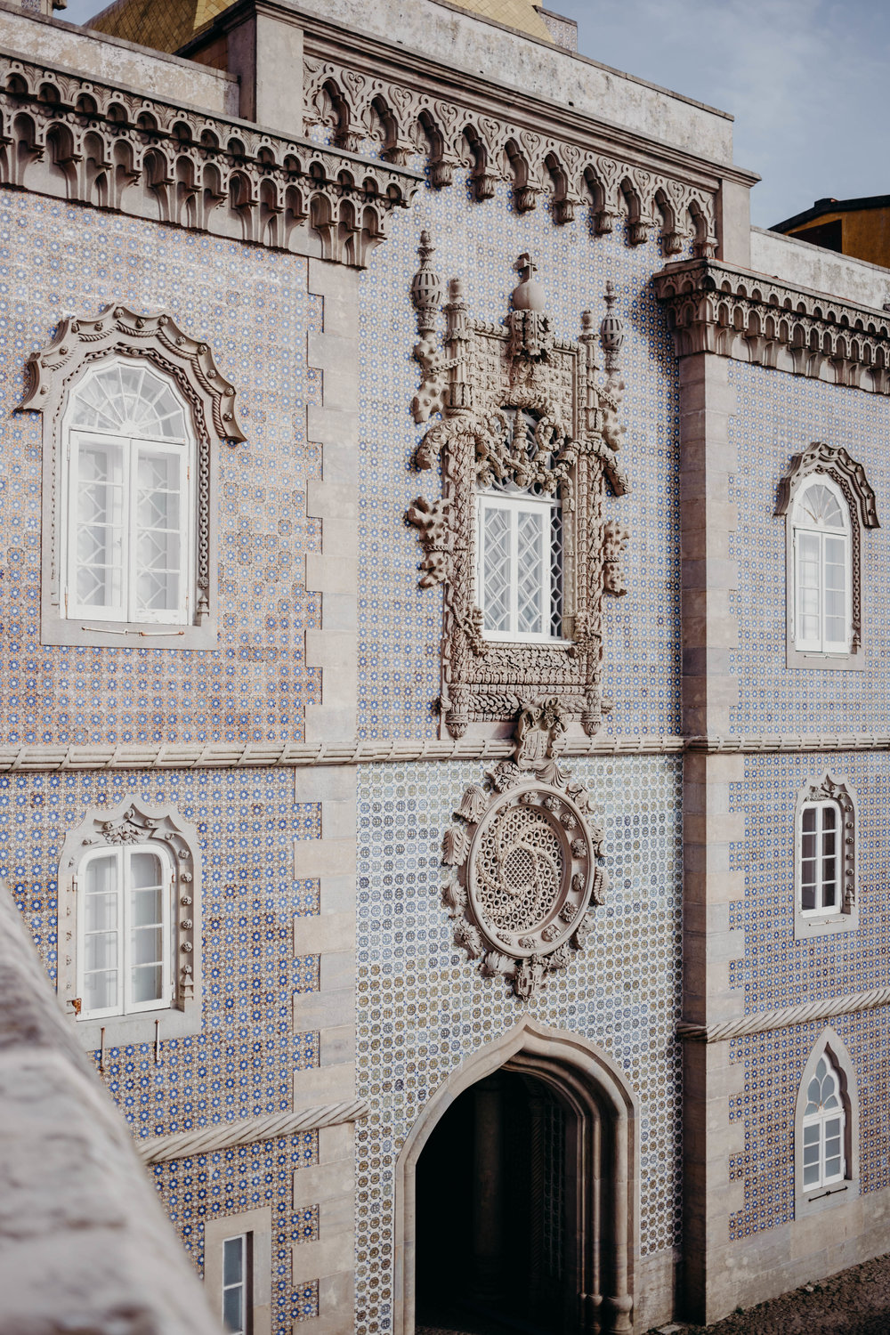 Our Portugal Travel Diary: Lisbon, Porto, and More | On the Street Where We Live (aretherelilactrees.com)  Sintra, Palacio da Pena, Pena Palace, National Palace of Pena