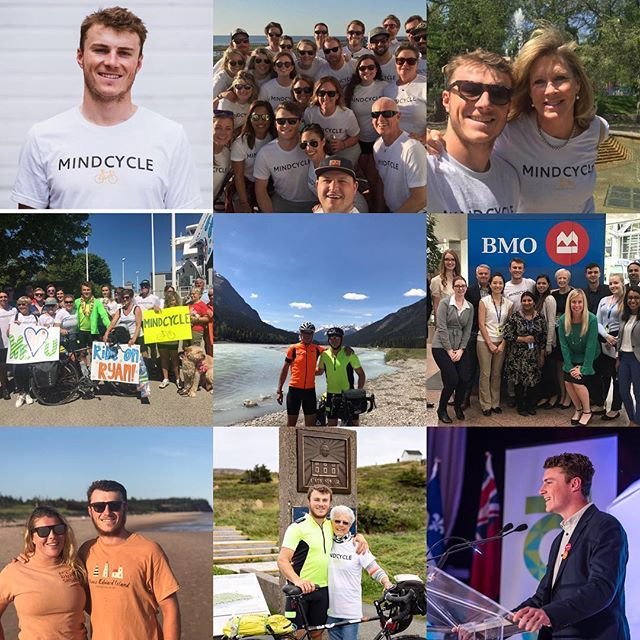 Wow what a year! Here's my favourite pictures from the craziest year of my life. Even though the ride is over, my work as a mental health advocate is only beginning. My promise to everyone is that I will work even harder in 2019 to make an impact in mental health. We have some super exciting things coming out of @cmhanational this year, soooooo pumped!! #mentalhealth #mentalhealthawareness