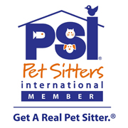 Pet Sitters International - Trusted member of Pet Sitters International since our company began.