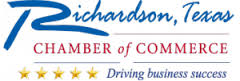 Richardson Chamber of Commerce - Happy Tails Pet Pal, LLC. is a proud member of the Chamber of Commerce in Richardson, Texas.