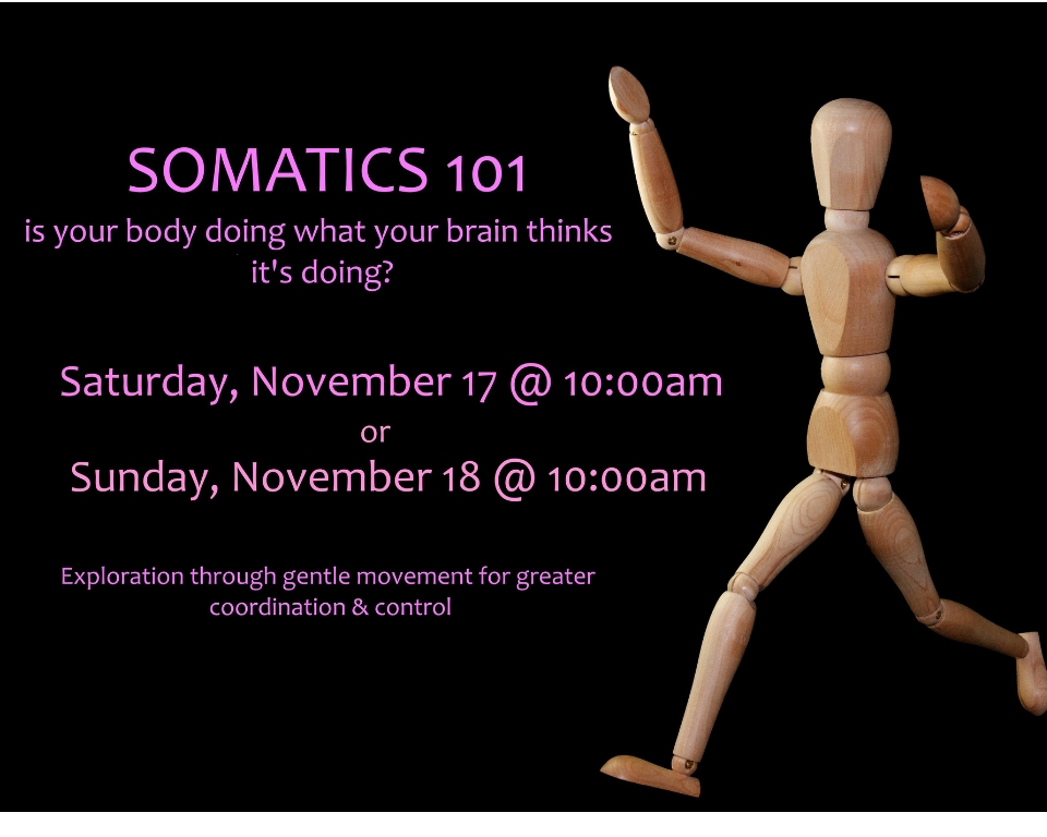 Join Sam Sharkey for Somatics