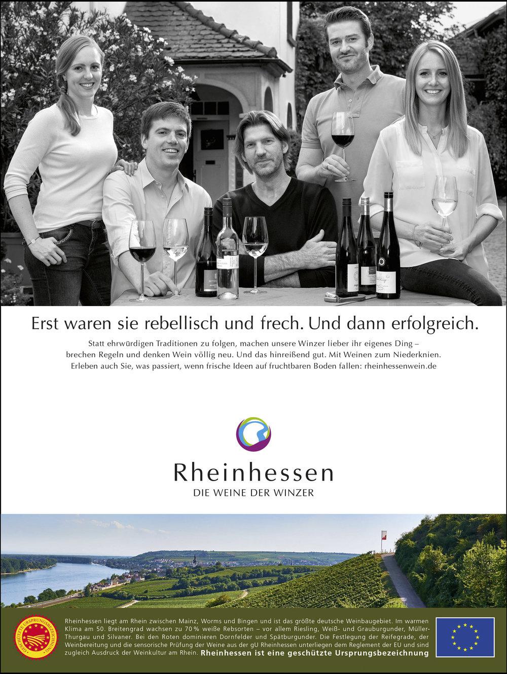 Rheinhessen Kampagne