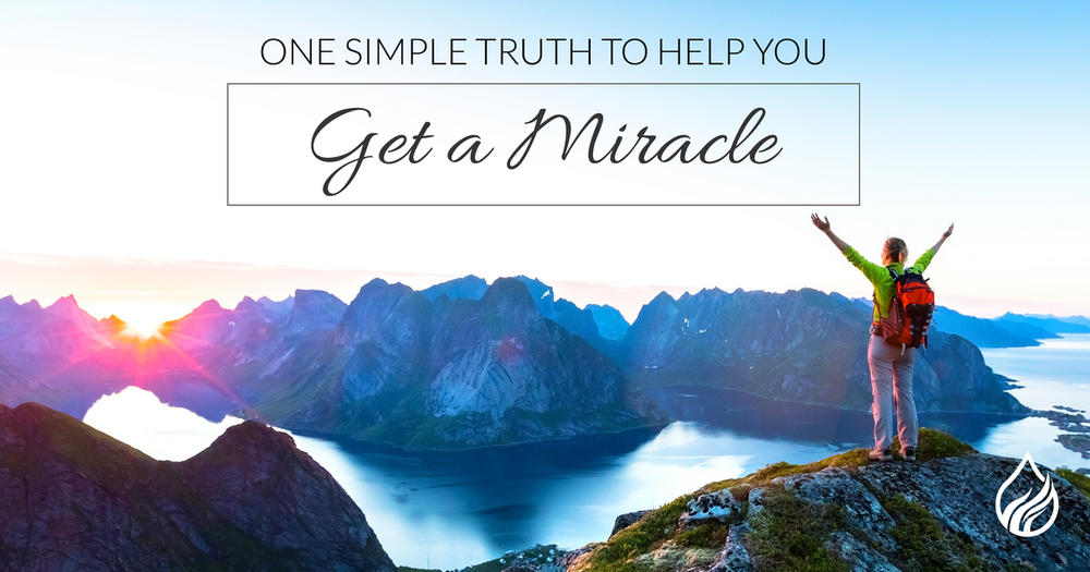 Get A Miracle Fb