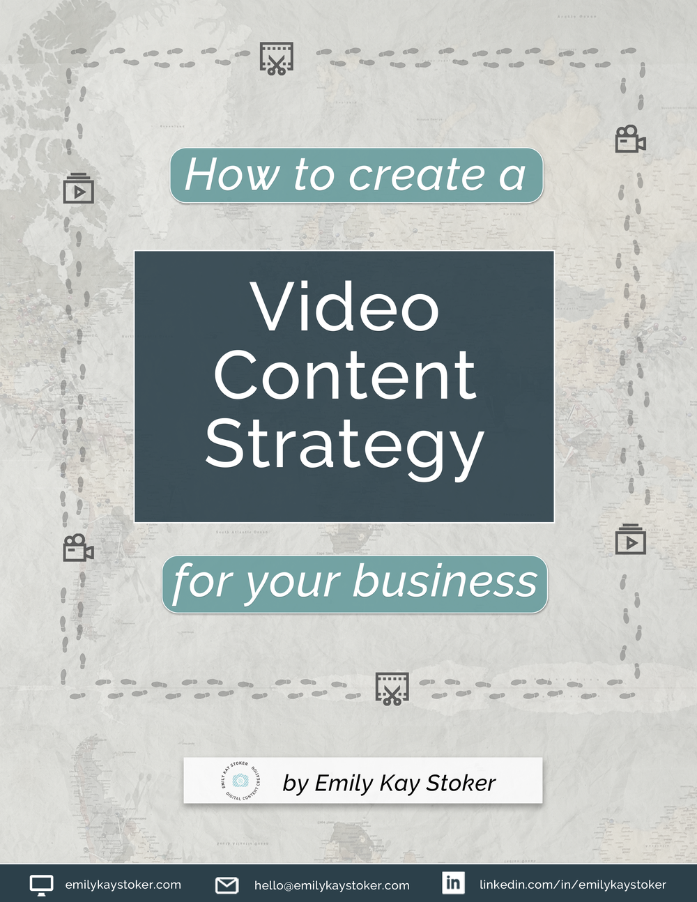 how to create a video content strategy for your business free download emily kay stoker