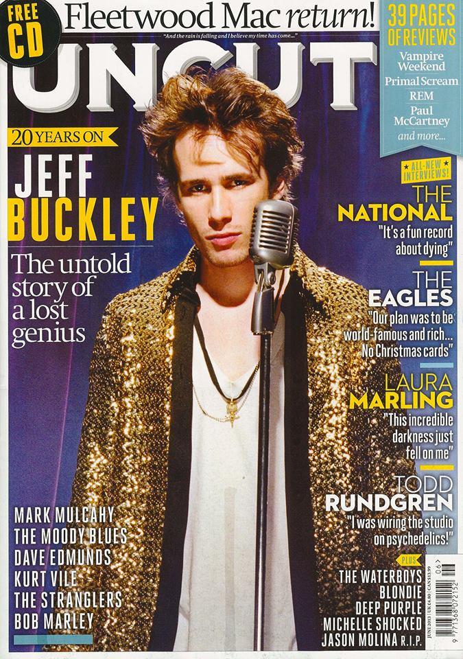 UNCUT cover, June 2013