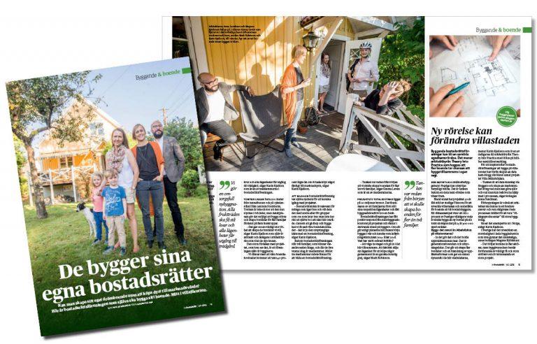 DIN BOSTADSRÄTT Nr3  Text:Nils Sundström Foto: Magnus Glans