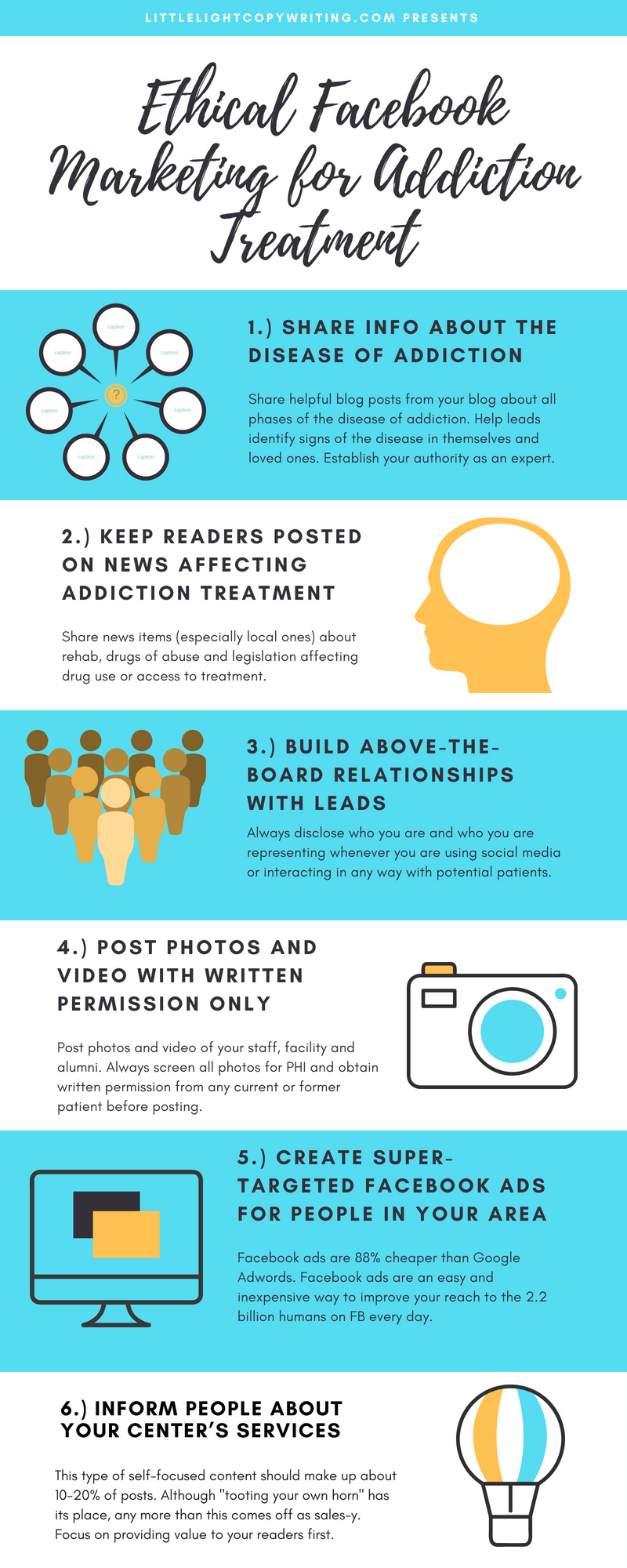 https://www.littlelightcopywriting.com/blog/2018/4/12/5-tips-for-hipaa-compliant-addiction-treatment-marketing