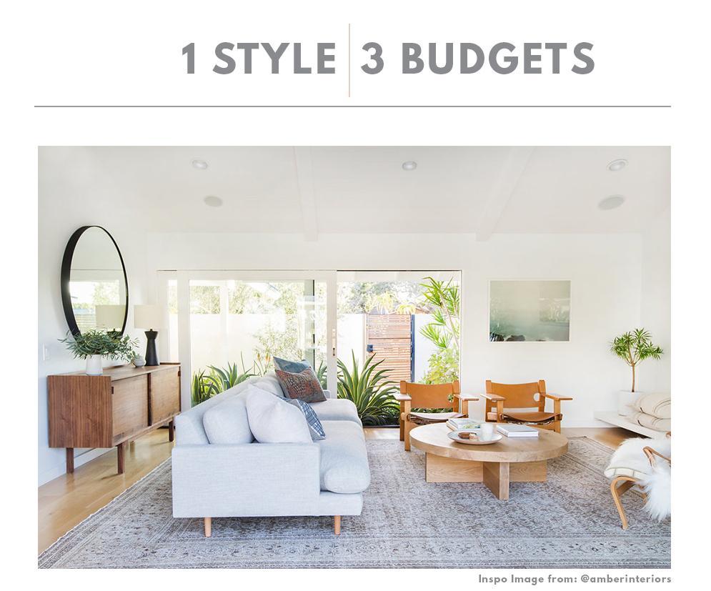 LoveDing Blog Interior Design Budget Designs Mid Century