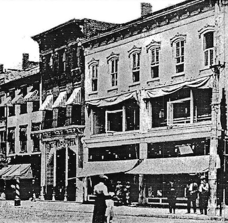 Metropolitan Theatre circa 1911
