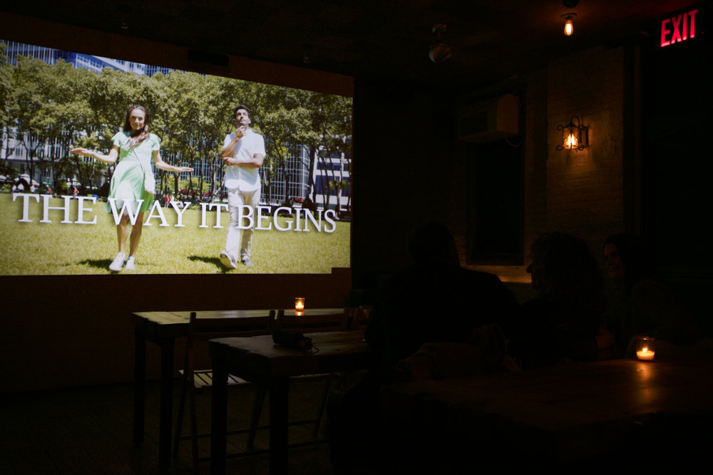 The Way It Begins - Screening