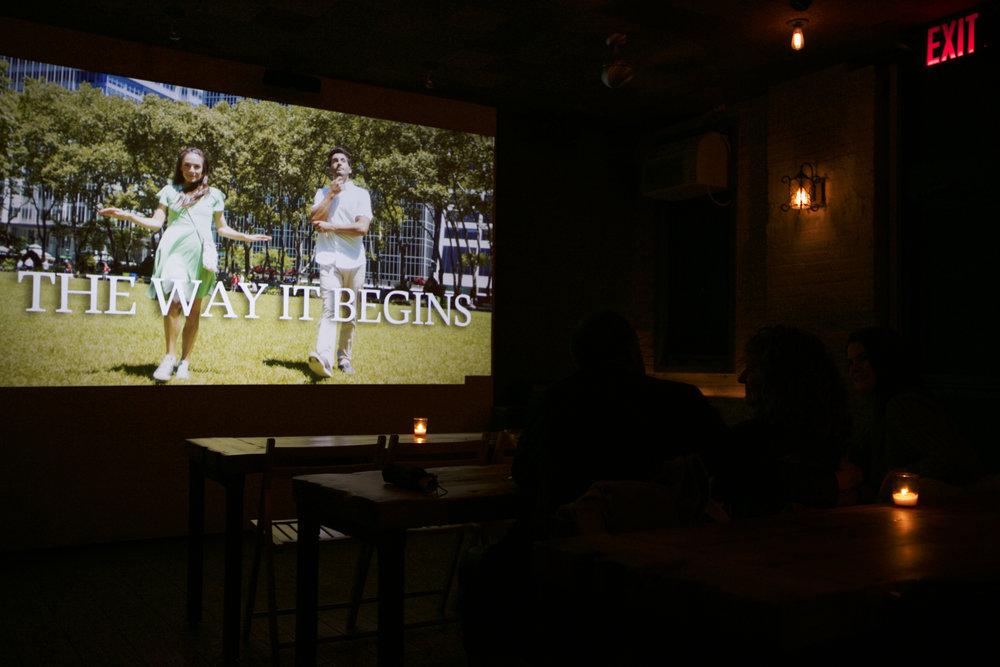 The Way It Begins - Screening