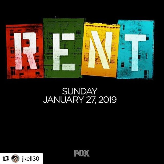 We're so proud of the amazing @robertroldan_ and @jkell30 and so excited to see them perform live on fox. Tonight! Don't miss it!  #robertroldan #jessicaleekeller #rentonfox #rentliveonfox #musical #seasonsoflove #pride #dance #broadway #love #friends