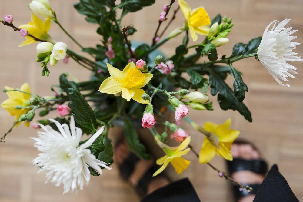 Fredrikke liker best å handle på Mustang Sally, men anbefaler og Luck og Mina Milanda som butikker med litt anderledes blomster og planter.
