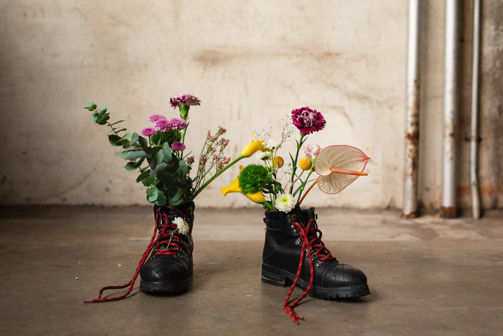 blomster i sko, kontakt