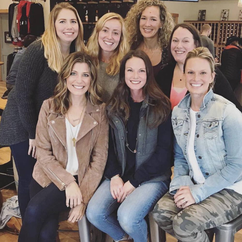 FASTer Way coaches met for a brainstorming session in MN yesterday. What a gorgeous group of ladies - inside and out. I love our FASTer Way family!