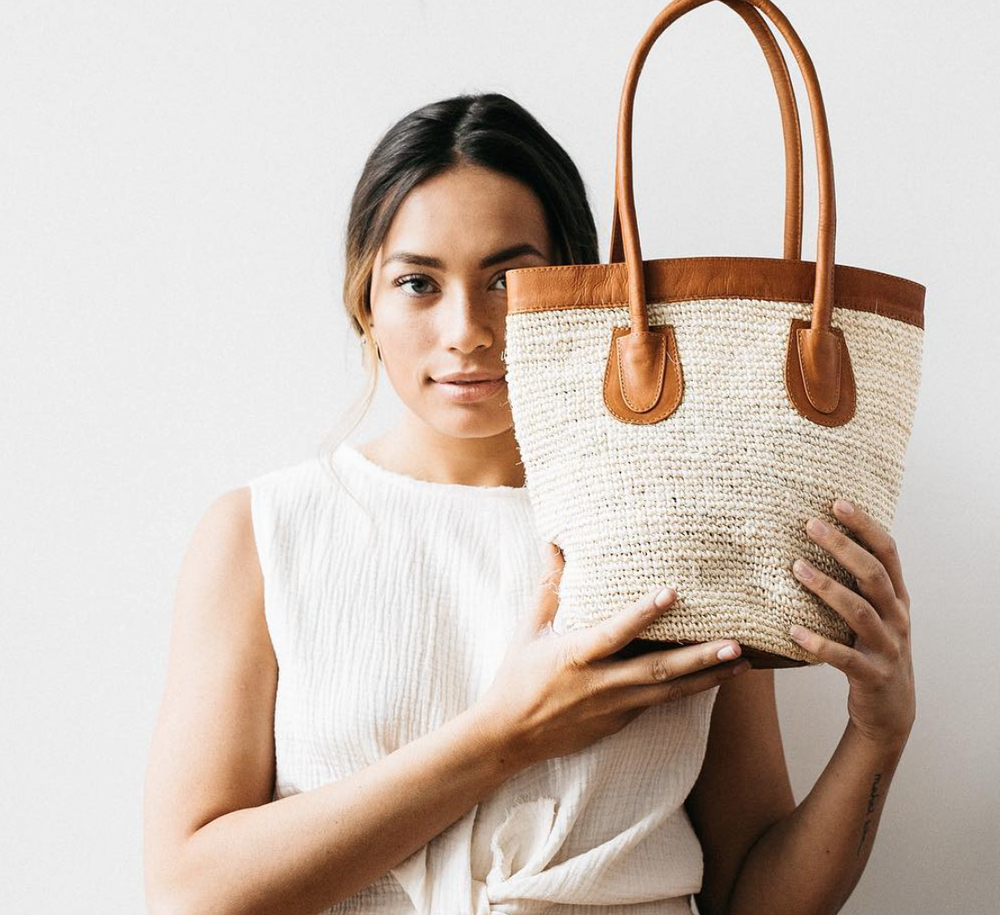 Brand Representation: Lionheart Collective - A new sustainable and artisan-made handbag brand, Lionheart Collective wanted to further break into the market through blogger collaborations.