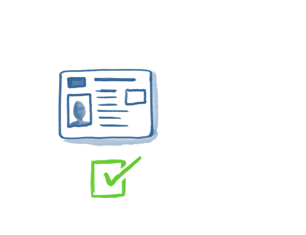 Get Verified - To help ensure the safety of all our users, we ask volunteers to go through a background check, to verify your identity and see if there's anything we need to talk about with you before you begin.About safeguarding