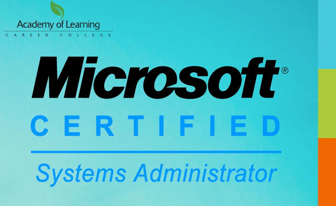 Microsoft Certified Solutions Associate Server 2012 R2 Certificate