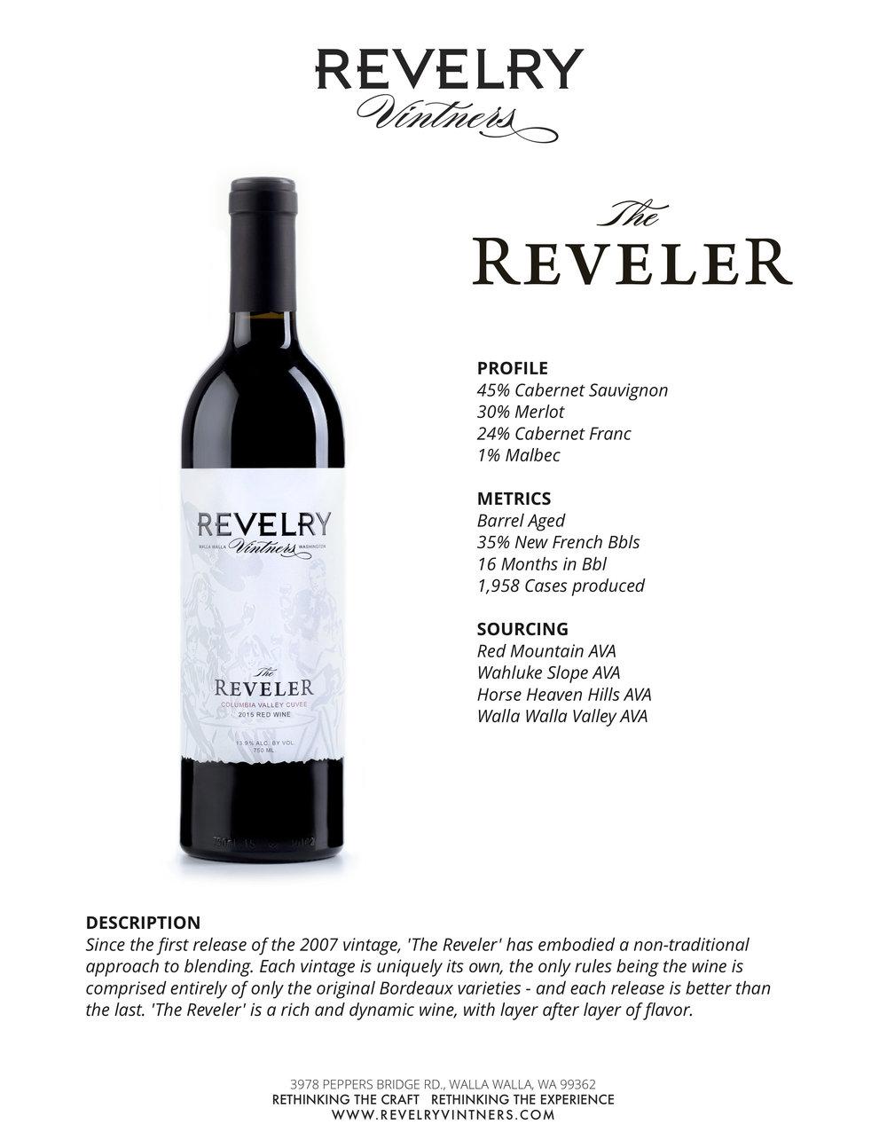 2015 THE REVELER