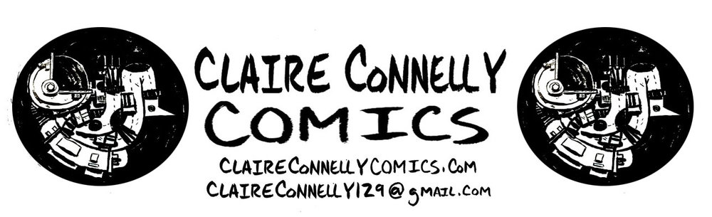 Claire Connelly Comics