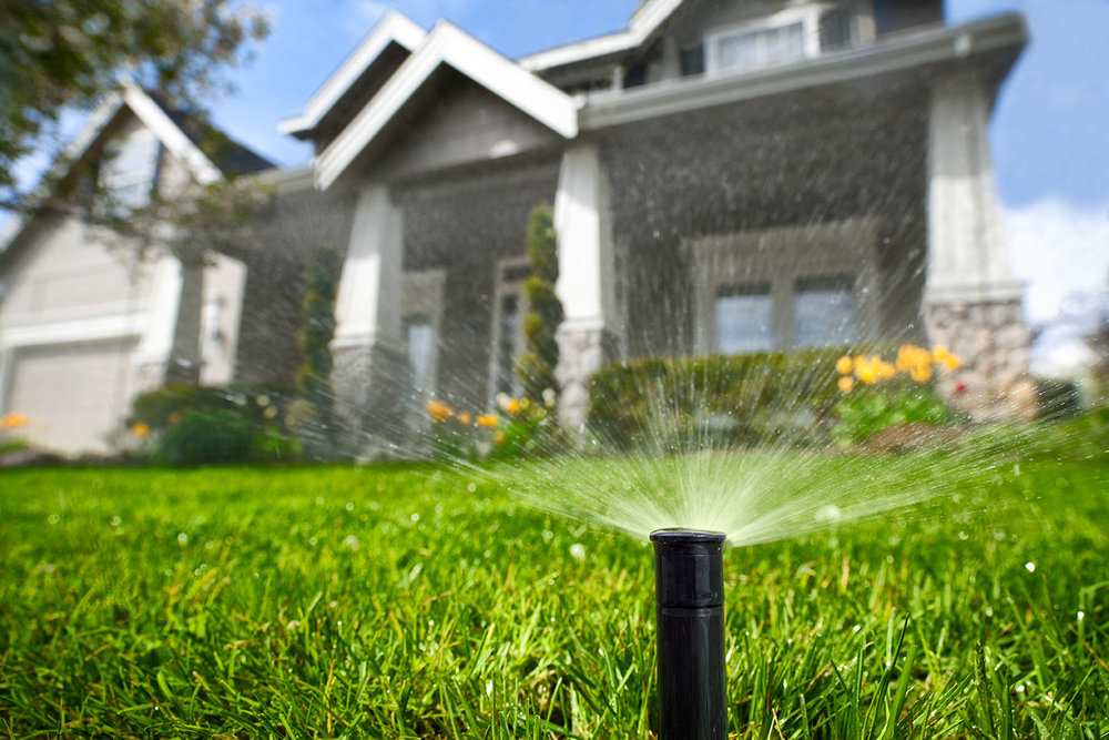 Irrigation Services & Repairs -
