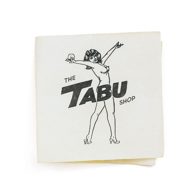 welcome to the tabu shop!We offer an eclectic mix of VINTAGE barware collected FROM CALIFORNIA AND BEYOND -