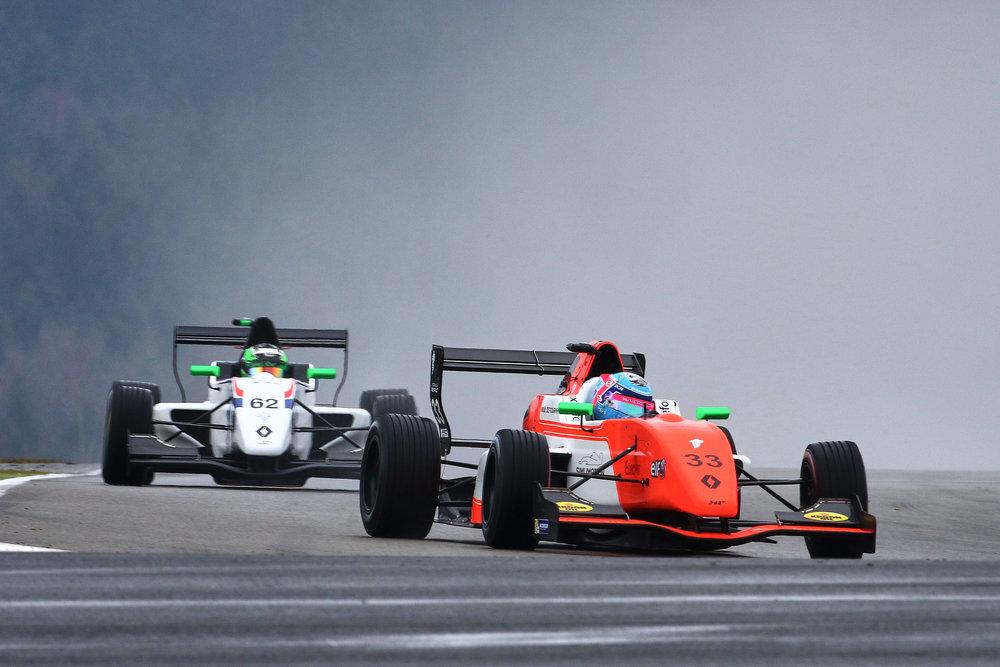 PRE SEASON TESTING 3 - NurburgringApril 4-5, 2018