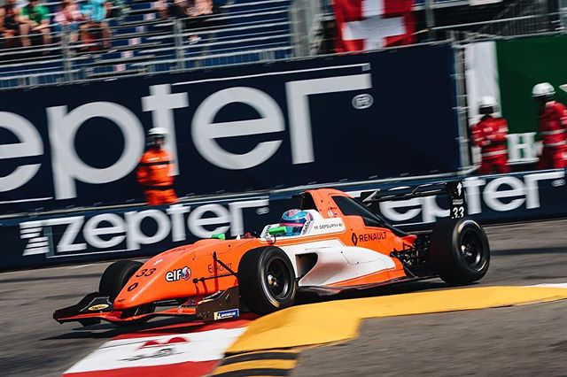 Ended P9 today, tough race after my mistake in quali yesterday which cost us pole!! Onto tomorrow!! #MD33 #sorrympmotorsport #formularenault