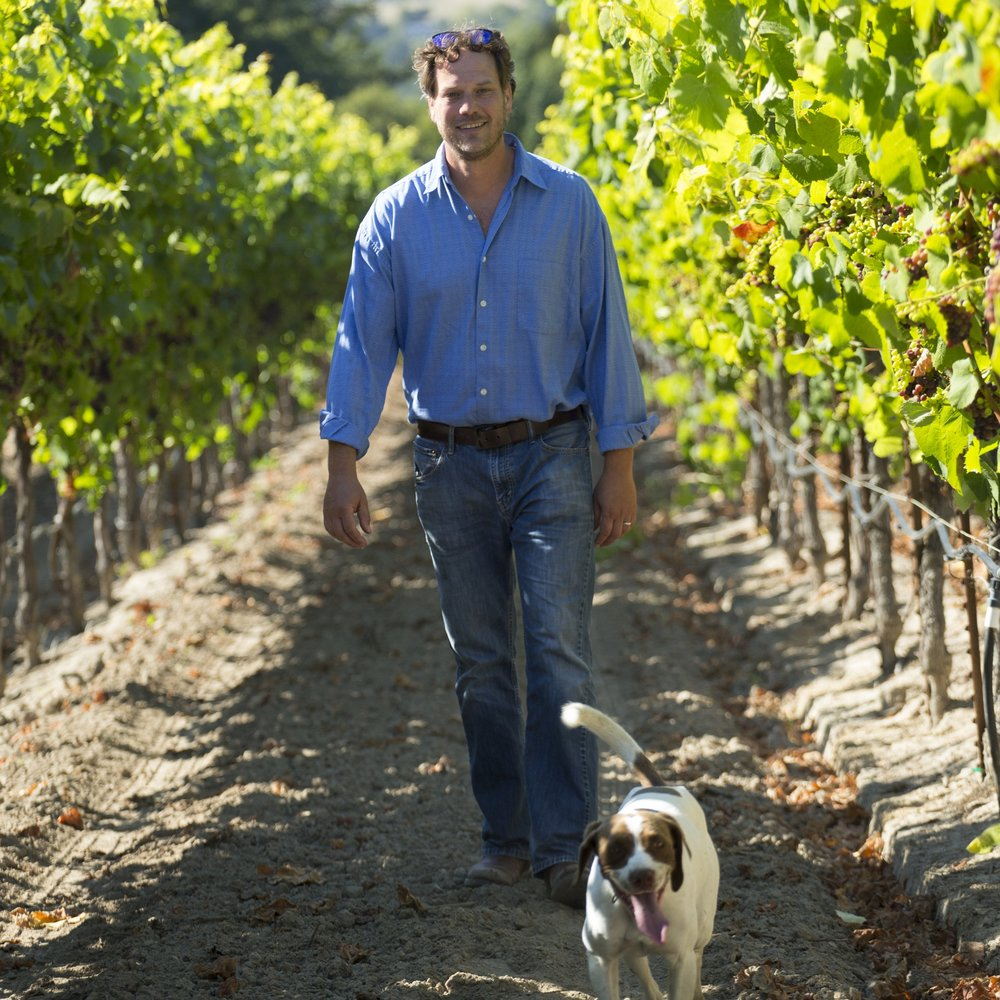 Anthony Beckman - VICE PRESIDENT & WINEMAKER