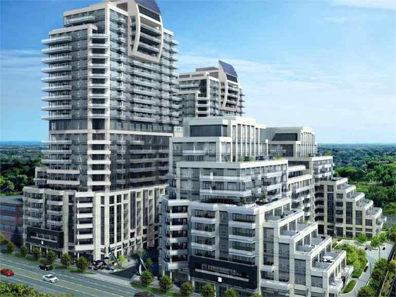 Luxury Resort Residences in Richmond Hill