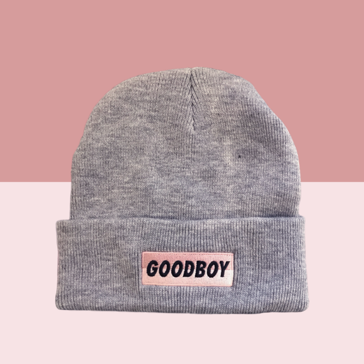 TOP IT ALL OFF WITH THE GOODBOY - OG TOQUE - Keep your head warm with the official GOODBOY toque. A gotta have for those chilly days and nights.