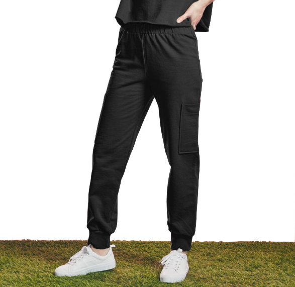 SKODIA PANT - HARVEY PANT - BLACK