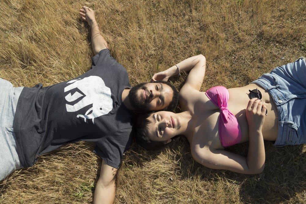 Shaziya and Kyle