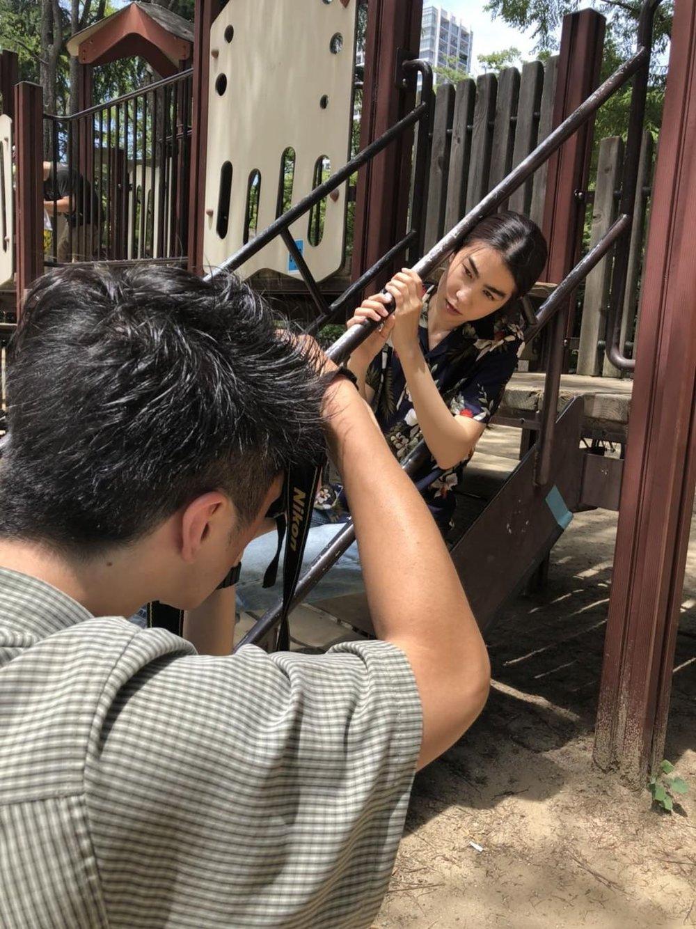 Photo Credit: Yukari Kawagishi  https://www.instagram.com/yukarikawagishi/   Model: Sonya  http://lightmodels.net/models/sonya/