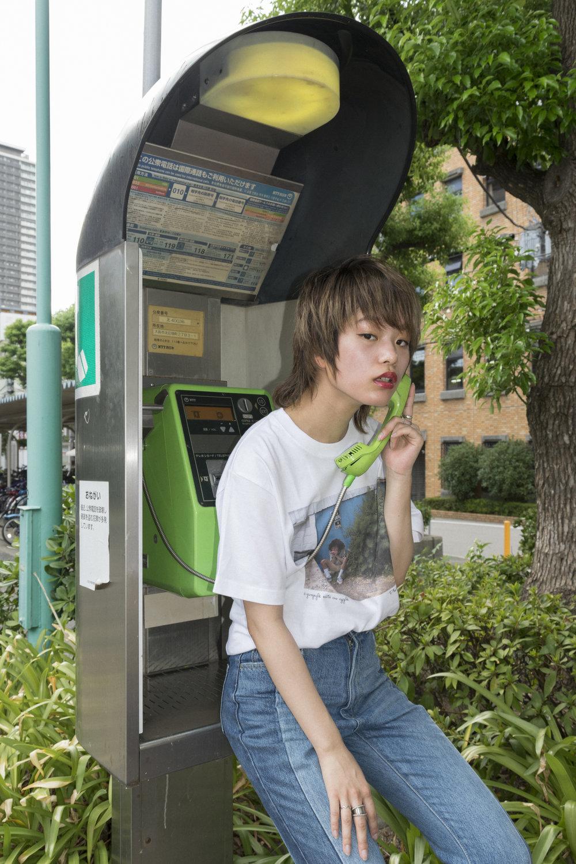 PhotoByYutaKato T-Shirts with Suzuka