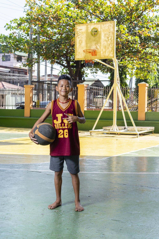 Basketball Portrait / Olongapo, Philippines