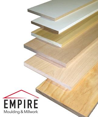 HARDwood Boards - Finger Joint Poplar Primed | Oak Veneer | Oak | Poplar | Maple | Maple VeneerS4S Boards:1 x 4 | 1 x 6 | 1 x 8 | 1 x 10 | 1 x 125/4 x 4 | 5/4 x 6 | 5/4 x 8 | 5/4 x 10 | 5/4 x 12E2E Boards:1 x 4 | 1 x 6 | 1 x 8MDF Sheets:18mm thick x 49