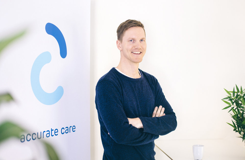 Håvard Haugan  Consultor senior  +47 908 25 539  havard@acare.no