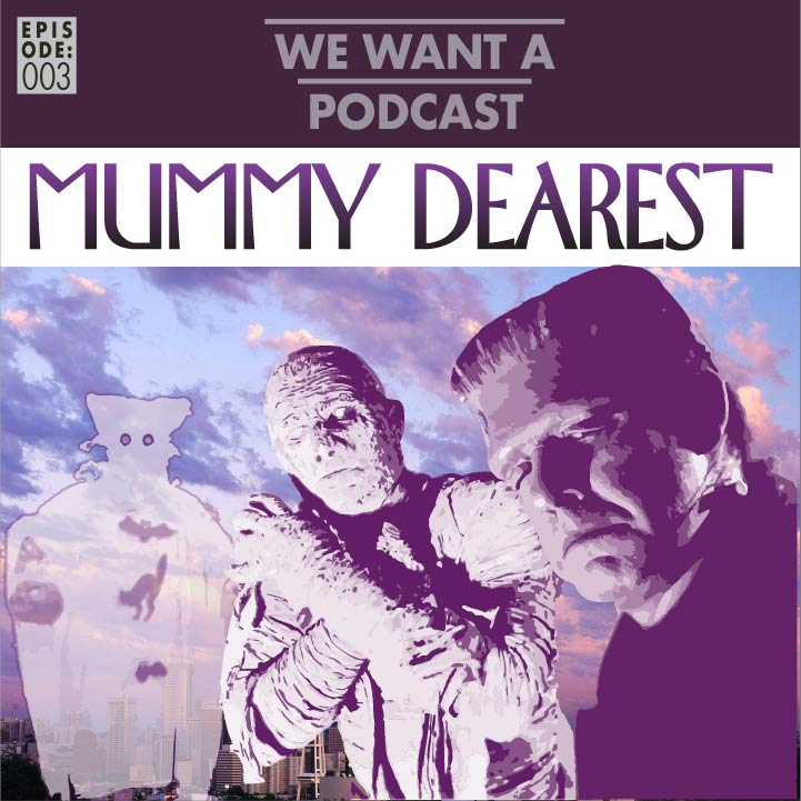 WWAP 003: MUMMY DEAREST - Do you hear that? It sounds like the blues are a-callin' again. It smells like eggs in here. Ha! Goodnight Kansas City!Up in this one we be talking about X-TREMEism, The Old Egyptite Days (aka The Triangle Times), Bogsurfing, and the terrible fate of Judah's daughter-in-law. Then at the end we talk about Star Wars and Game of Thrones for like 45 seconds. Missy Elliott plays us out.