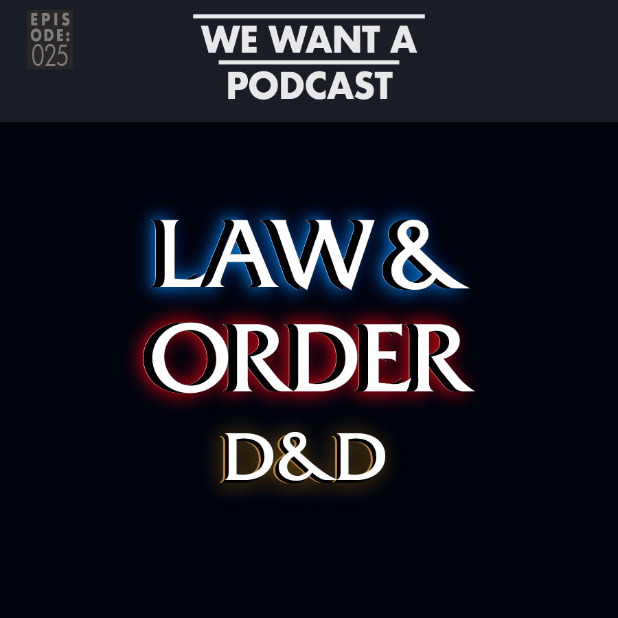 WWAP 025: Law & order: D&D - Soo, up in this one we're playing Dungeons & Dragons again for the ... second time? Third time? Something like that. Anyway, we're playing a stripped-down homebrew version of 5e D&D wherein our players take on the roles of young investigators working on their first big case. Listen along as they unravel this MAGICAL WHODUNNIT.Good luck to you, Gumshoe!